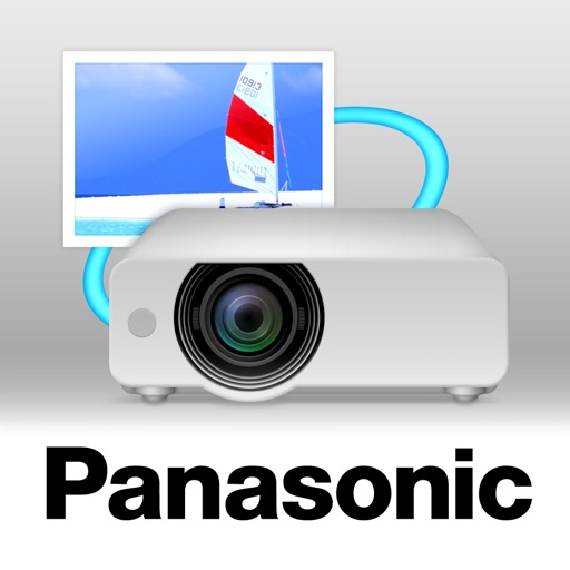 Panasonic Wireless Projector