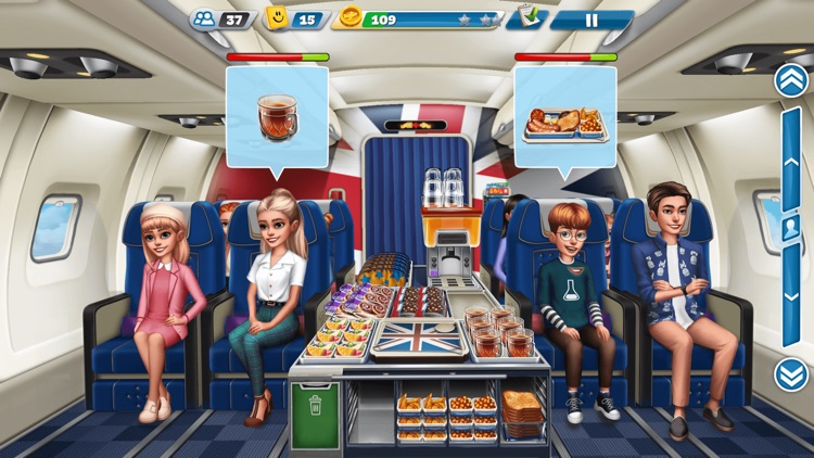 Airplane Chefs - Cooking Game screenshot-4