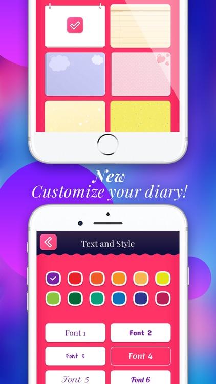 My Super Secret Diary Notes screenshot-5