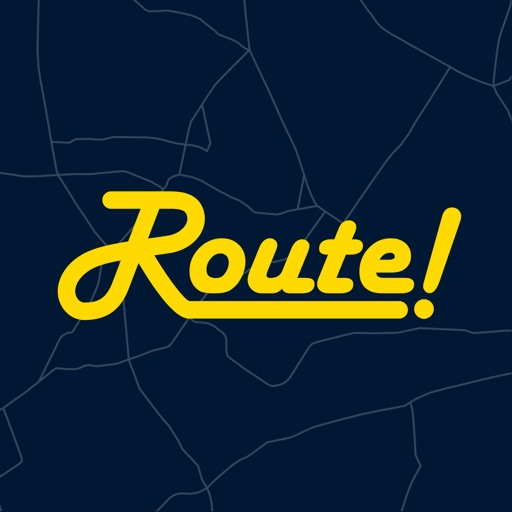 Route! by ツーリングマップル