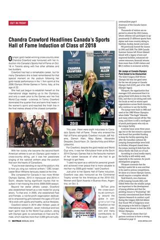 SkiTrax Magazine - náhled