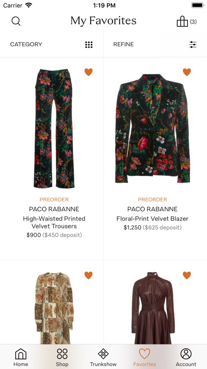 Moda Operandi | Luxury Fashion screenshot-4