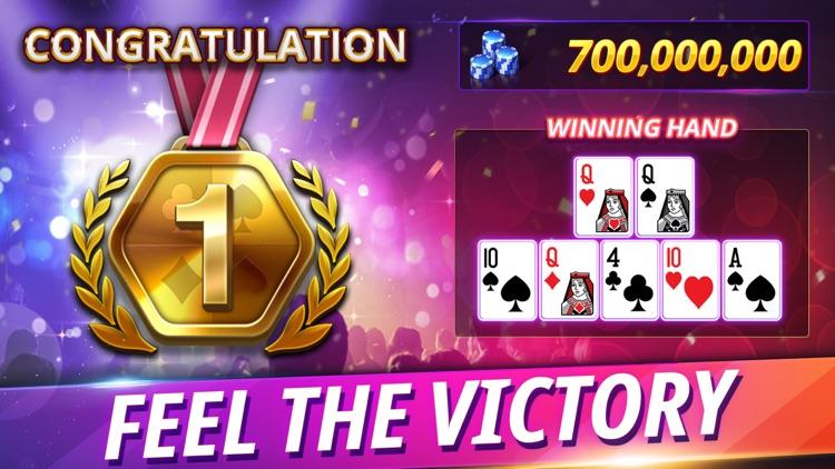 Fulpot Poker:Texas Holdem Game screenshot-6