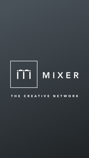 Mixer — The Creative Network on the App Store