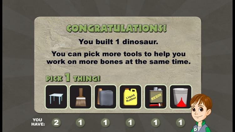 Dino Dan: Bone Caster screenshot-5