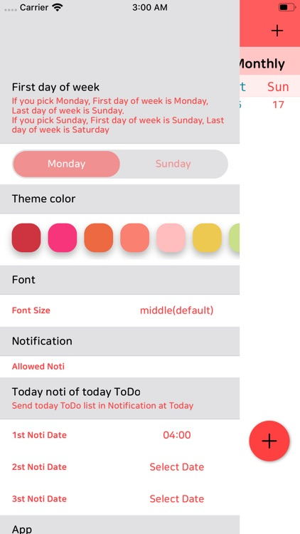 Easy To Do Calendar screenshot-7
