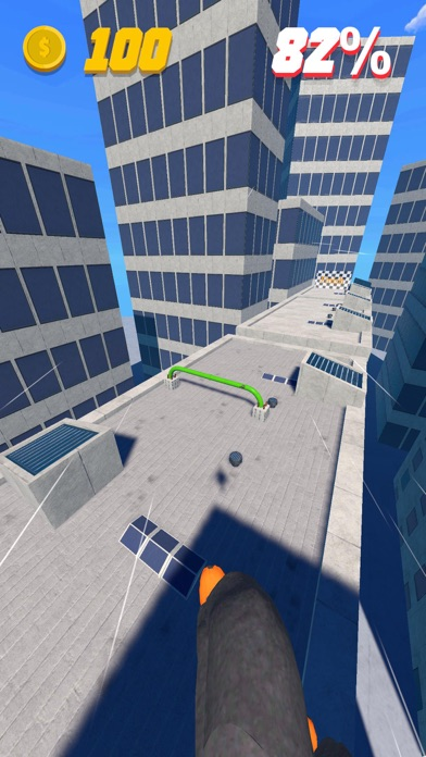 Rooftop Run for windows pc