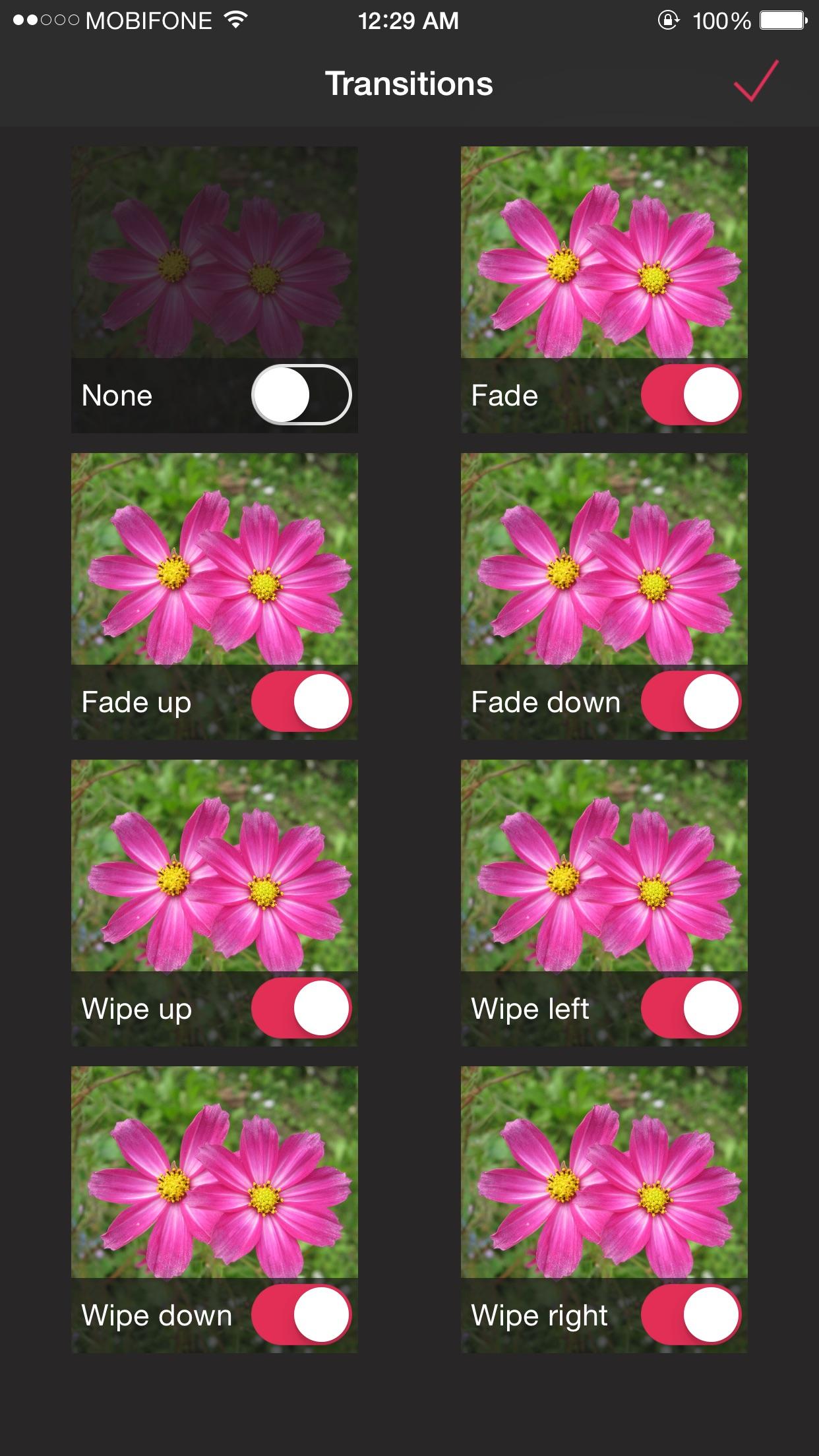 Pic Music - Slide show maker Screenshot