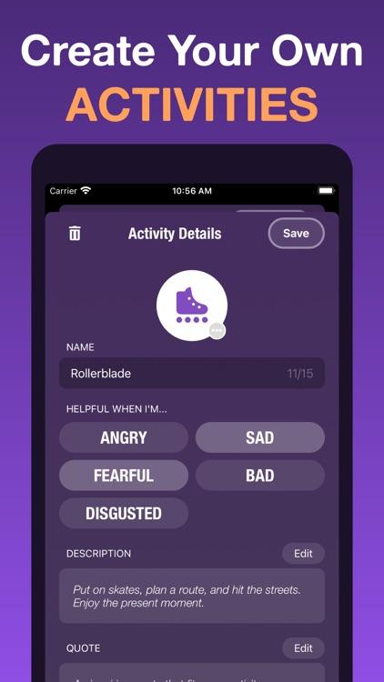 Self Harm Tracker + Counter screenshot-7