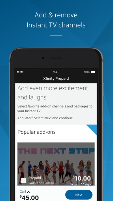 Xfinity Prepaid screenshot 4