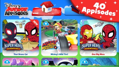 Disney Junior Appisodes app image