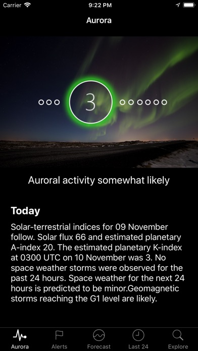 Space Weather App IPA Cracked for iOS Free Download