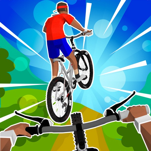 Riding Extreme 3D free software for iPhone and iPad