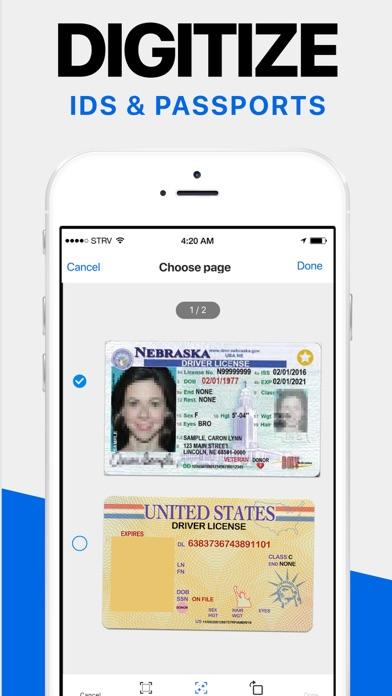 Mobile Scanner App - Scan PDF Screenshot