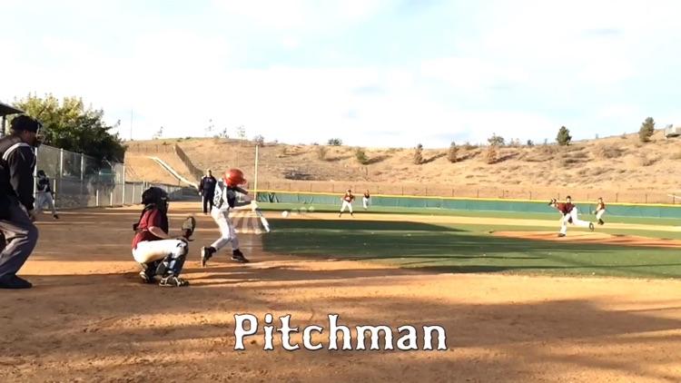 Pitchman Radar Gun screenshot-3