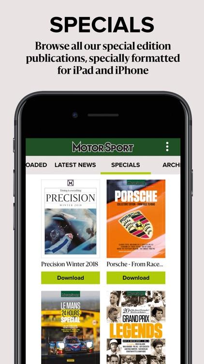 Motor Sport – magazine & news screenshot-3