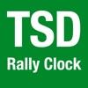TSD Rally Clock