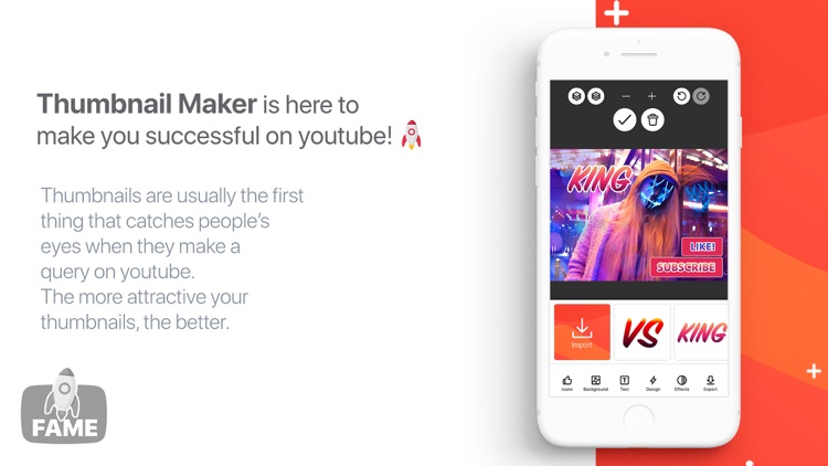 Fame - YT Thumbnail Maker by MULTI MOBILE Ltd