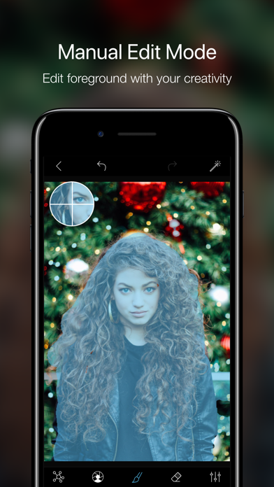 Phocus: Portrait mode editorのおすすめ画像8