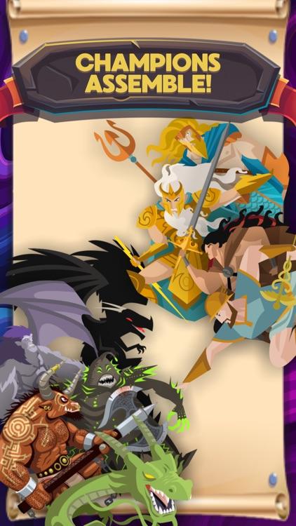 Merge Fantasy Champions