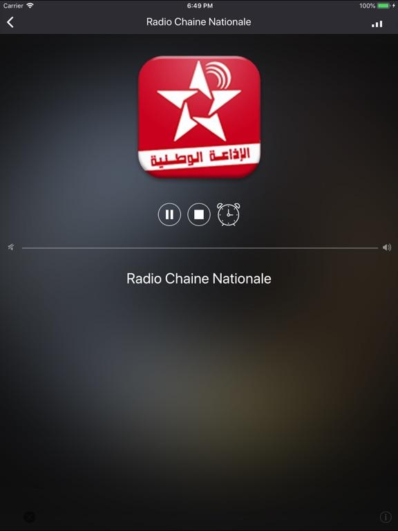 Radio Maroc - راديو المغرب-ipad-4