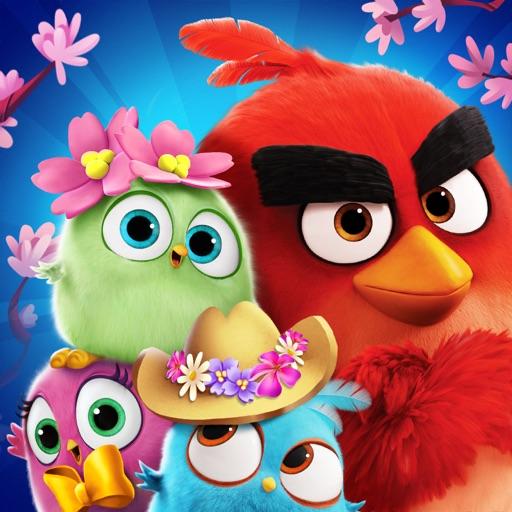 Angry Birds Match iOS App