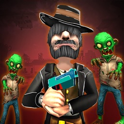 Sniper Survival Zombie Games