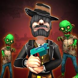 Sniper Survival Zombie Games