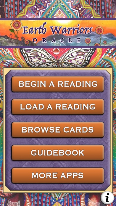Earth Warriors Oracle Cards screenshot 8