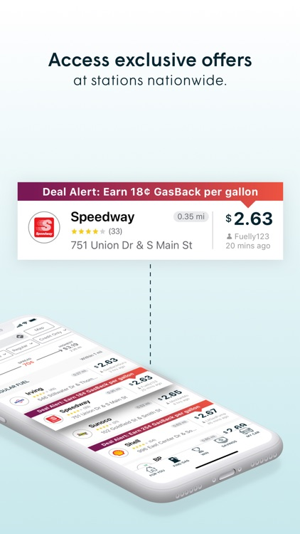 GasBuddy: Find & Pay for Gas screenshot-2