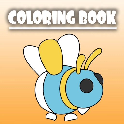 Adopt Me Pets Coloring Book App For Iphone Free Download Adopt Me Pets Coloring Book For Ipad Iphone At Apppure