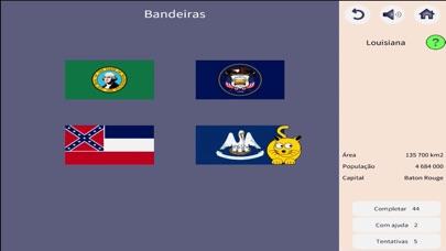 Screenshot for Geo Puzzle Deluxe in Brazil App Store