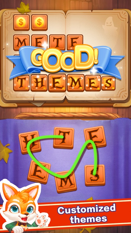 Word Puzzle: Word Connect Game