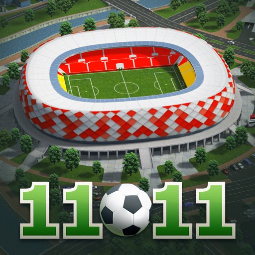 11x11: Soccer Manager iOS Hack Android Mod