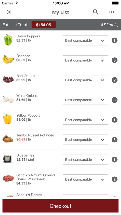 Freshop Groceries screenshot-3