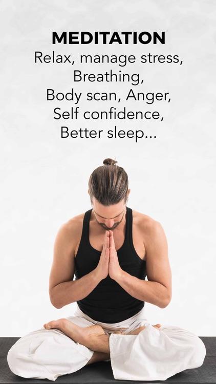 Lotus   Yoga and Workout screenshot-5