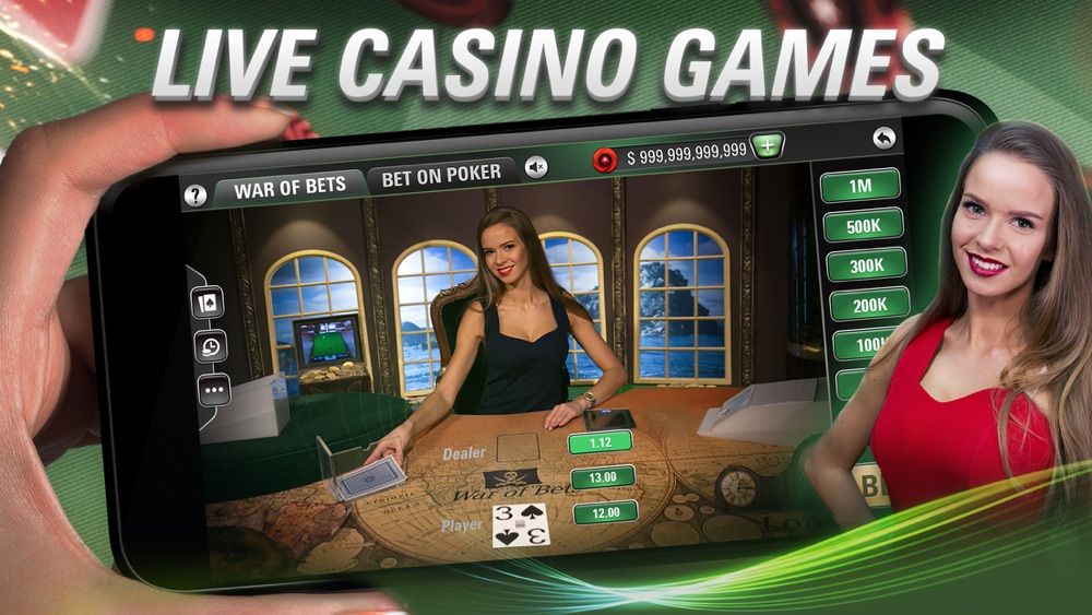 Play slot machines for cash
