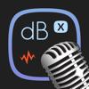 Decibel X - dBA Geluidsmeter