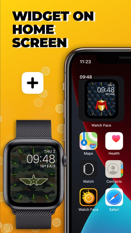Watch Faces Gallery Wallpapers screenshot-6