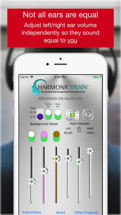 HarmonicBrain ADD/ADHD screenshot-3