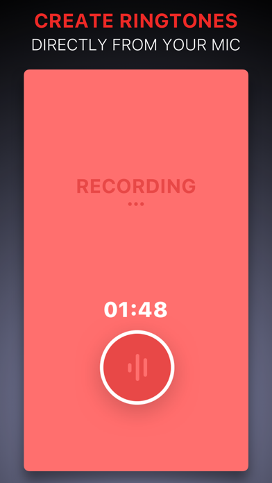 Ringtones HD & Ringtone Maker Screenshot