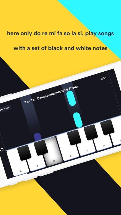 Piano keyboard pro & games app screenshot-3