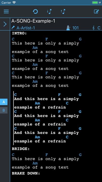 Song TextBook (Little)