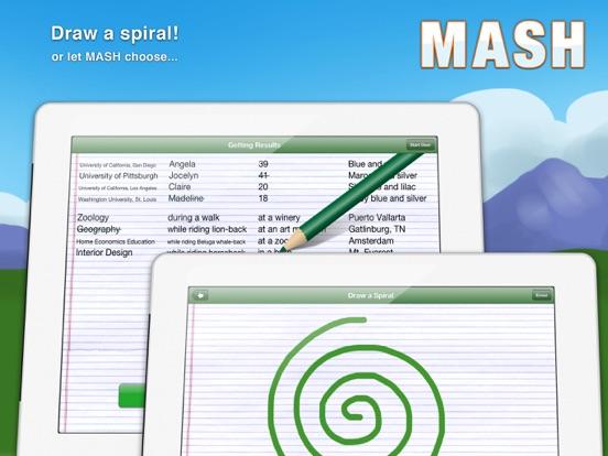 MASH для iPad