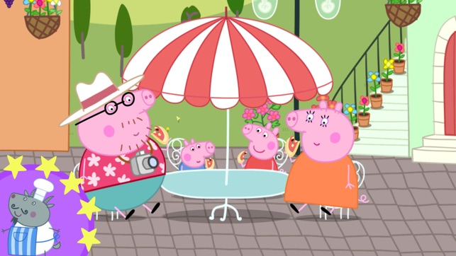 d45cd124d0e3 Peppa Pig  Holiday on the App Store