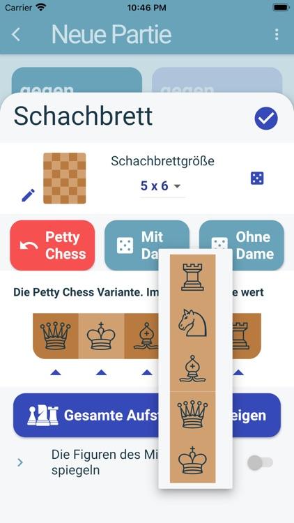 Chess to Go - Kleine Bretter screenshot-4