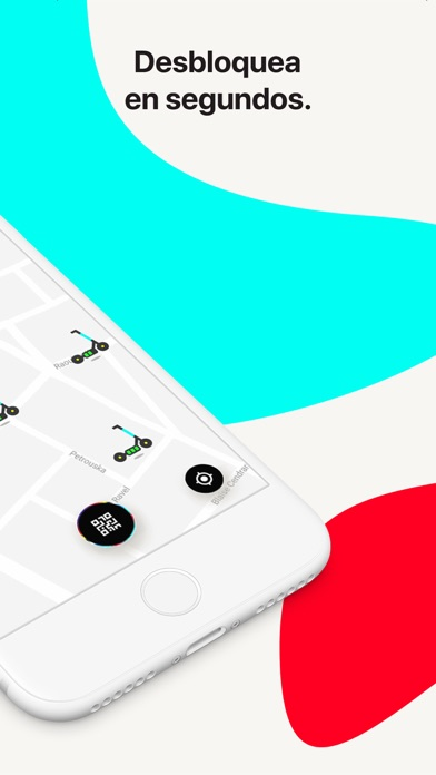 Screenshot for LiteRide in United States App Store