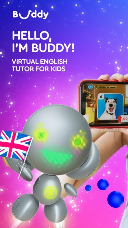 Buddy.ai: English for kids screenshot-0