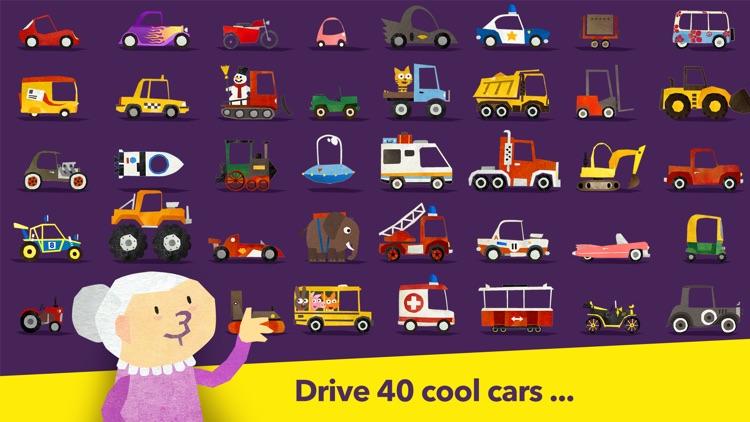 Fiete Cars for children 4+