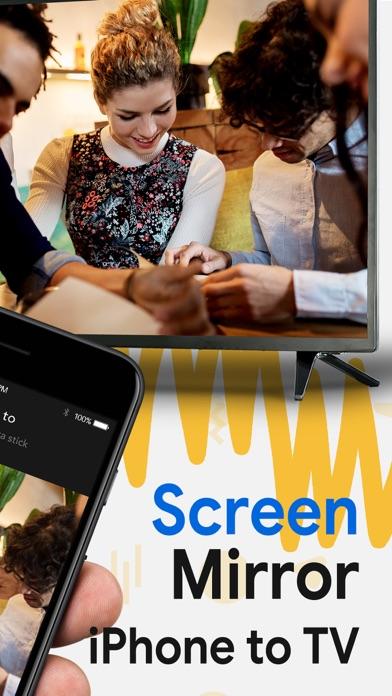 Streamer for Chromecast Screenshot